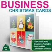 Business Christmas cards printing